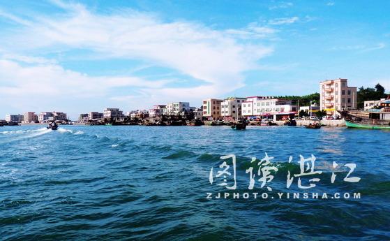 遂溪县人民政府网 遂溪新闻 政务动态 >>>正文  海上休闲旅游之首选—